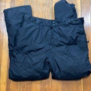 Ski gear Black Snow Pants
